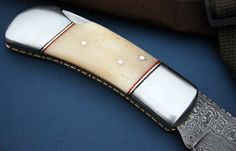 Best Damascus Folding Knife