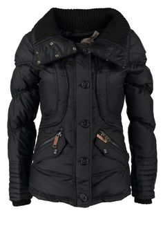 khujo SARAFINA - Winter jacket - black - Zalando.co.uk