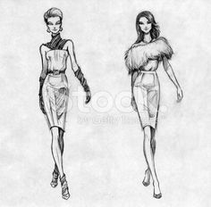 La mode  illustrations libres de droits