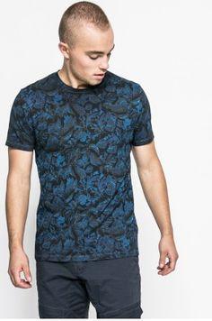 Medicine - T-shirt Human Nature kolor granatowy RW17-TSMA70 - oficjalny sklep MEDICINE online