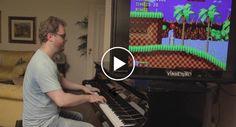 Pianista Recria Toda a Música Do Clássico Sonic Acompanhando As Etapas Do Jogo http://www.funco.biz/pianista-recria-toda-musica-do-classico-sonic-acompanhando-as-etapas-do-jogo/