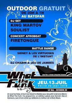 What The Fête de la Musique - outdoor - 13/07/2006  (by Dré)