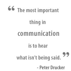 Listen! Listen! Listen!