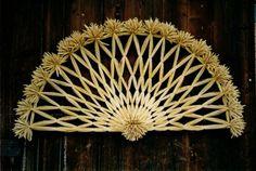 Straw Art, Decoration, Bouquets, Weaving, Ornaments, Diy, Crafts, Design, Natural Materials