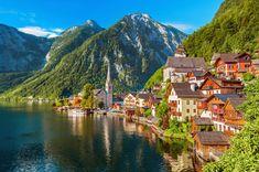 shutterstock_776948347 Austrian Village, European Vacation, Wanderlust, Tourist Office, Kaprun, Hiking Tours, Holiday Destinations, Austria Travel, Village Houses