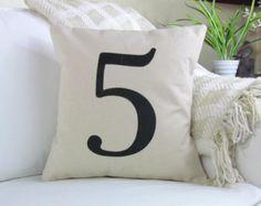 burlap pillows – Etsy