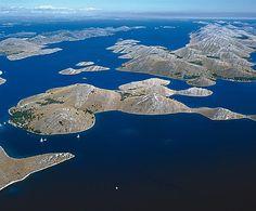 Kornati Islands National Park.