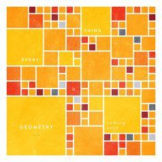 Everything is Geometry / Grid - The Midnight Umbrella Studio