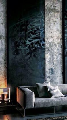 #Luxury#Home-colour#Design #Luxury.com #Charcoal#Classy-Grey Hues