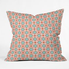 Astrid Outdoor Throw Pillow | DENY Designs Home Accessories