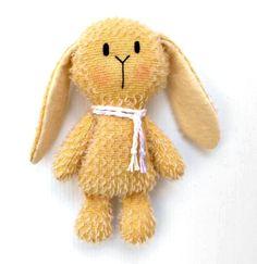 Snuggle Bunny by LittleBearCompany  Kids Gift by LittleBearCompany, $40.00