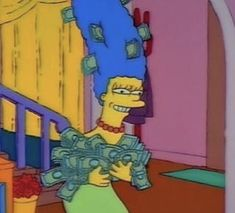 Image uploaded by spoopyseasons. Find images and videos about money, the simpsons and simpsons on We Heart It - the app to get lost in what you love. Cartoon Icons, Cartoon Memes, Funny Memes, Cartoons, Vintage Cartoon, Cute Cartoon, Cartoon Profile Pictures, Mood Pics, Meme Faces