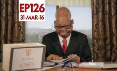PUPPET NATION EPISODE 126 - It's official, our constitution works, and Zuma must indeed pay back the money. Some of the money. At some point. Meanwhile, he's asking for our prayers - and not answering our questions. Neither is Thabo Mbeki, although he's promised us a letter on the subject.