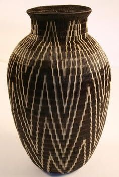 Werregue Basket Colombia Large Museum Quality