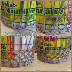 Екатерина Наукович Newspaper Basket, Newspaper Crafts, Upcycled Crafts, Diy And Crafts, How To Make Rope, Paper Jewelry, Handmade Bags, Diy Paper, Basket Weaving