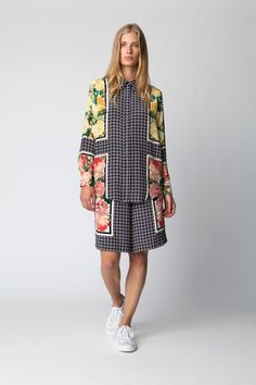 Mother of Pearl | Resort 2015 Collection | Style.com