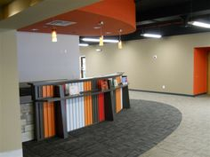 #Lobby #welcome area, Bloomington, IL