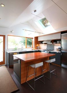 Small cool homes contest. Get some inspiration for your small spaces.