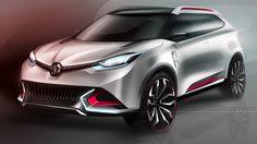 2014 MG CS Concept Car HD - http://carwallpaper.org/2014-mg-cs-concept-car-hd/