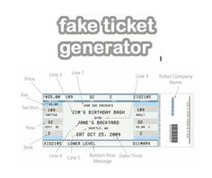 Free Ticket Maker Template 18 Best Digital Stamp Freebies  Free Digistamps Images On Pinterest .