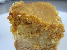 Paula Deen's Pumpkin Gooey Butter Cake... trying this recipe tonight!