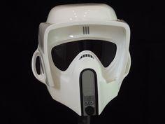 Star Wars Biker Scout Helmet Full Size 1:1 Armour Movie Prop by NEWIMAGE58 on Etsy https://www.etsy.com/listing/154273406/star-wars-biker-scout-helmet-full-size