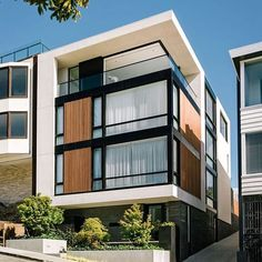 Casa Moderna em São Francisco por JMA - #PAPODEARQUITETO #PAPODEINTERIORES #INTERIOR #INTERIORES