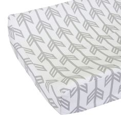 gray arrow changing pad cover