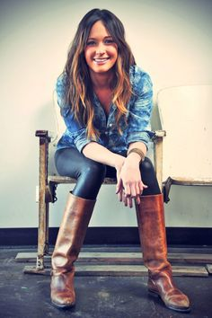 kacey musgraves | Kacey Musgraves Donn Jones Photoshoot | Leather Girls Blog