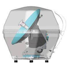 Dish Satellite - Inside Dish TV Tailgater