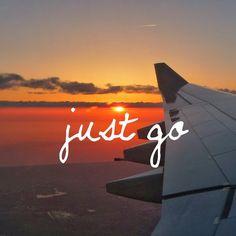 Dream Life Success: Το ταξίδι της φιλοδοξίας ή αλλιώς.. just go...