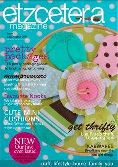 Etzcetera Magazine Issue 1 July/August 2011