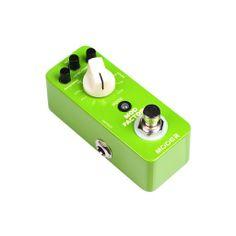 New Arrivals Mooer Guitar Effect Pedal Mod Factory Classic Modulation Effect: http://stores.ebay.com/rhammant27/