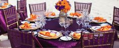 6 Eyecatching Tablescapes #LGBT #wedding #reception