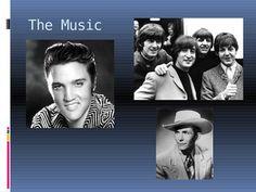 American Culture of Pop Music