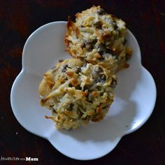 Architecture of a Mom: German Chocolate Macaroons