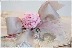 Simple Rose Tutorial by Linda Albrecht at Simple Things.