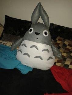 Home made Totoro!