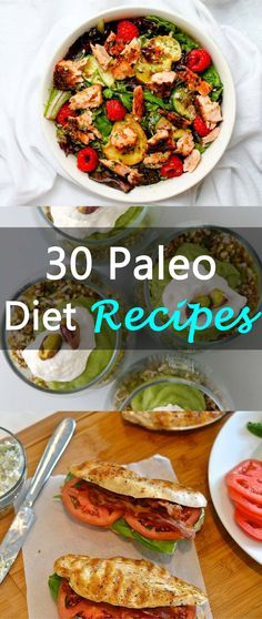 As the Paleo Diet rises in popularity, more followers are on the hunt for delicious and nutritious recipes. Check out these 30 mouthwatering paleo diet recipes! www.bembu.com