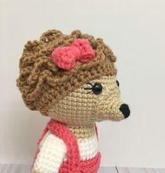 Amigurumi Hedgehogs - A Free Crochet Tutorial | Grace and Yarn