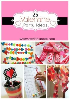 Valentines Day ideas for school