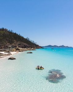 We have loads of options with private charters to day tours! #sailingwhitsundays #whitsundays #mrtravel #visitwhitsundays #whitehaven Jamaica Vacation, Vacation Spots, Beach Vacations, Dream Vacations, Greece Vacation, Vacation Places, Big Island Hawaii, Island Beach, Hawaii Ocean
