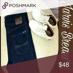Seven 7 - Straight Leg Jeans Size is 36/30. Material: 67% cotton 33% poly NWOT Seven7 Jeans Straight