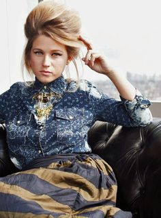 who are you, selah sue? and where did you get that jacket?