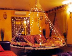 tumblr rooms with lights - Google Search