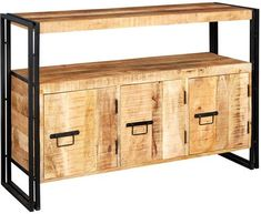 upcycled industrial mintis sideboard with 3 drawers 2 drawer tv stand apartment living urban