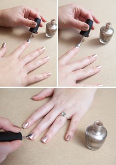 The perfect manicure tutorial!