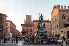 """""""Italy Without Crowds? Bologna"""" by @TravelBreak"""
