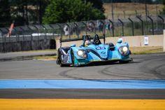 En piste pour les 24h du Mans avec #BMW supporté par #JAQK.