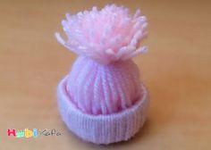 Küçük tuvalet rulosundan şapka yapımı - Hobikafa.com